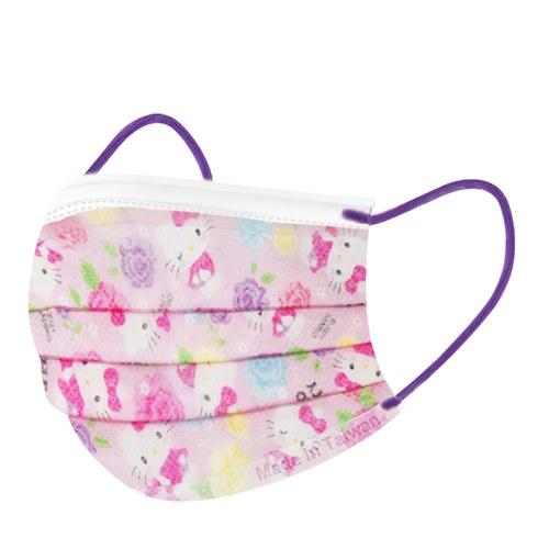 Hello Kitty成人防護口罩(共30枚/盒)
