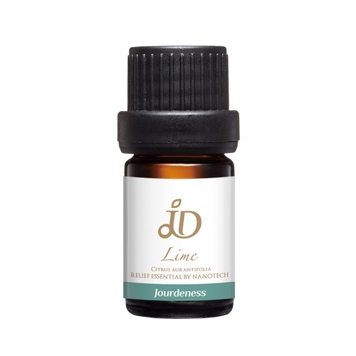 【即期良品】JD萊姆精油5ml-單方精油