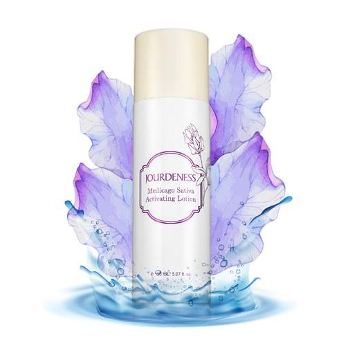 【效期至2021.5.4】紫花苜蓿活妍化妝水150ml