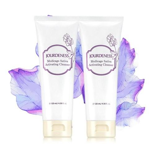 紫花苜蓿活妍潔膚乳120mlx2