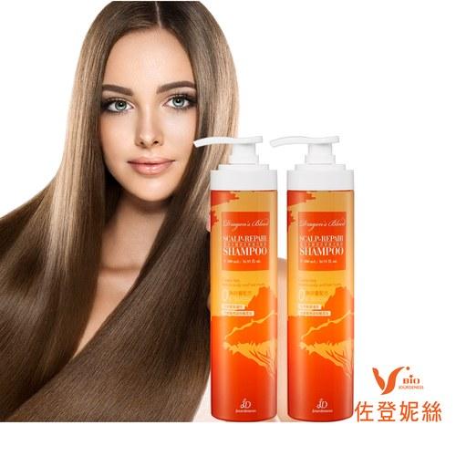 【買一送一】龍血求麗頭皮修護洗髮精500mlx2