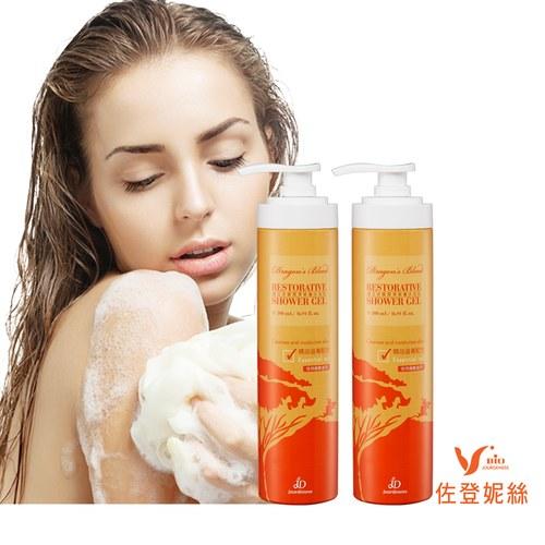 【買一送一】龍血求麗潤澤修護沐浴乳500mlx2