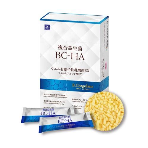 [佐登妮絲X Wellness健麗齊]BC-HA複合益生菌3gx60包/盒
