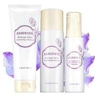 紫花苜蓿活妍潔膚乳120ml+化妝水150ml+保濕乳100ml