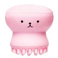 小章魚洗臉刷(顏色隨機)